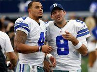 Dak Prescott: Tony Romo did 'amazing job' helping me - NFL.com