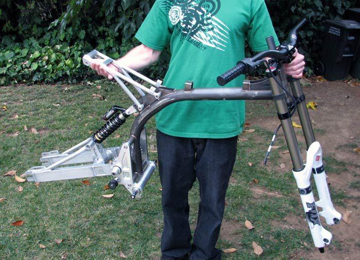 motopeds | Lightning Moto Prototype: