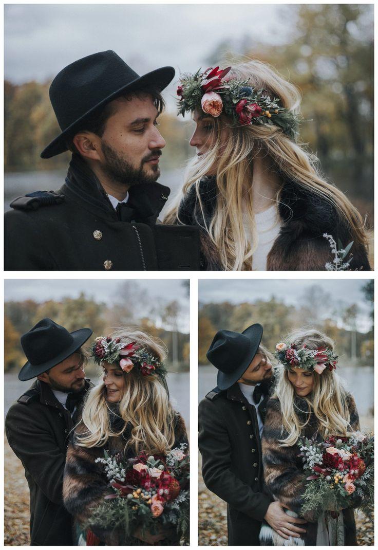 Plener ślubny Bukowiec   Zuzanna i Aleksander / boho/ wedding inspiration / wedding ideas