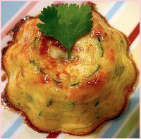 Fondant de légumes (courgettes/tomates /oignons)