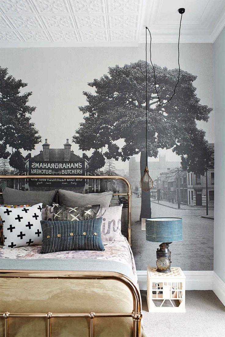 Inside-Out - Bedroom wallpaper