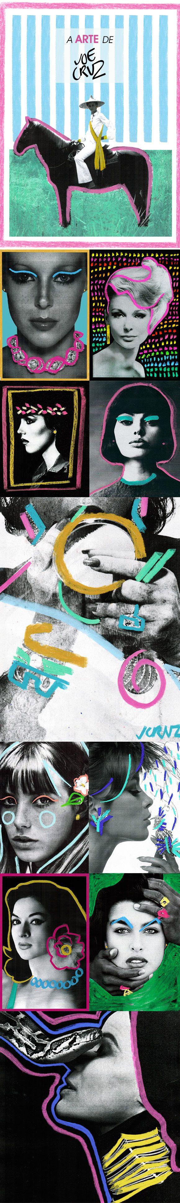 Achados da Bia | Arte | Joe Cruz More