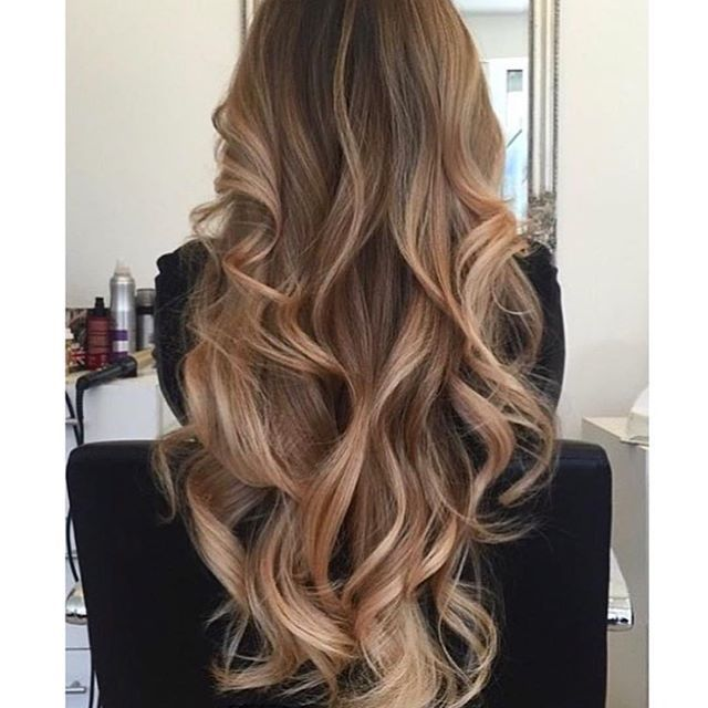 "Gorgeous hair, is always a must✔️ - every girl deserves to have beautiful hair...let us help you achieve your perfect locks! Add instant length - rock our Dirty Blonde 22"" 220gram to achieve this look. For BIG waves style with our 32mm gold titanium wand. MAJOR HOLIDAY SALE on hair extensions & pro styling tools. Visit our website for more info. Shop our North America or UK store. We ship WORLDWIDE✈️. www.bombayhair.com"
