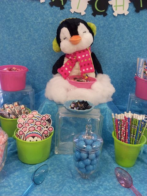 Penguins Birthday Party Ideas | Photo 1 of 35 | Catch My Party