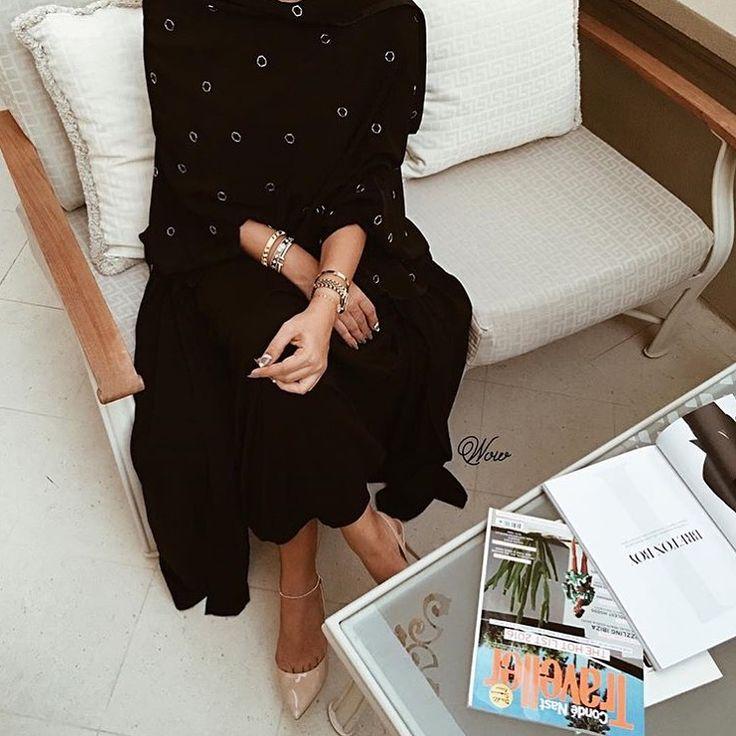IG: Wow4Abayas || IG: Beautiifulinblack || Modern Abaya Fashion ||