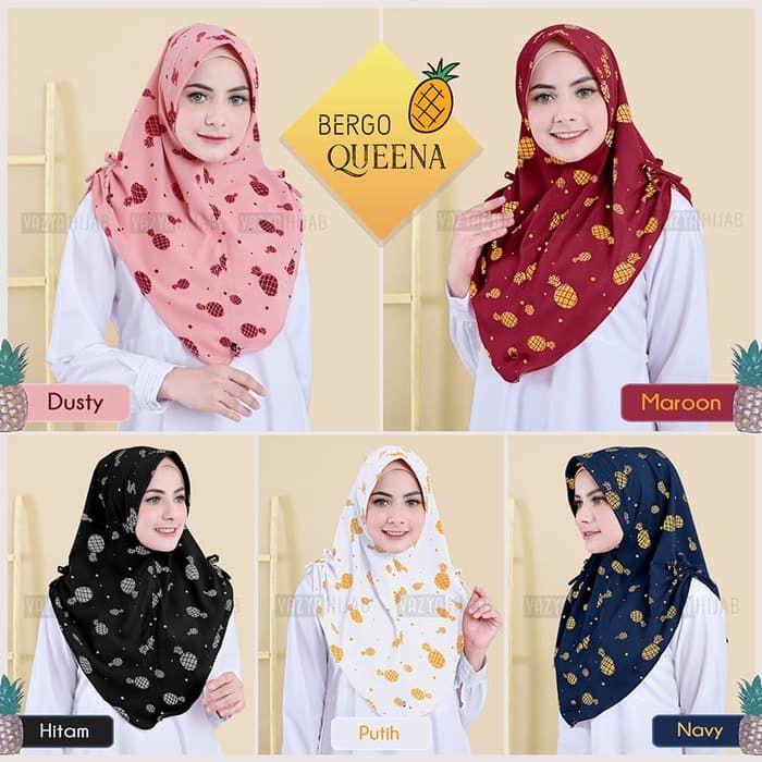 Pin Di Hijab Instan