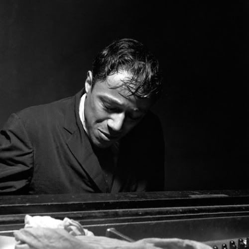 Horace Silver ... Thank you for the beautiful music and inspiration. Your presence will be missed.