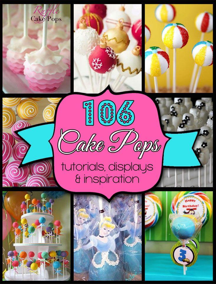 106 Cake Pops - Let's Eat Cake!