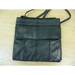 Full Grain Sheep Skin Leather Sling Bag