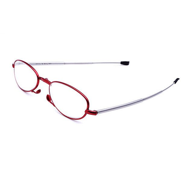 Portable Light Folding Reading Glasses Flexible Telescopic Reading Glasses Cool - NewChic
