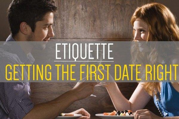 50s dating etiquette