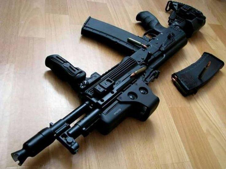 TDI Gear on AK-105