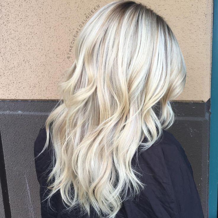Best 25 Bright Blonde Ideas On Pinterest Bright Blonde