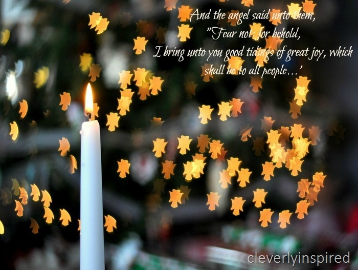 bokeh angel @cleverlyinspired (4) Create an angel light with your DSLR camera