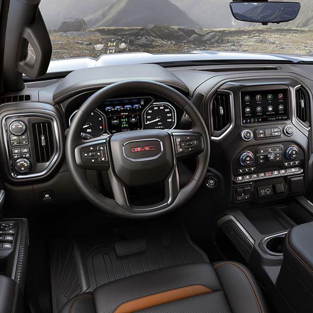 Gmc Sierra 3500 Hd Denali 2020 General Motors Apresentaa Novissima 2020 Gmc Sierra Heavy Duty Que Combina Maior Capacidade De Rebo Diesel Truck General Motors