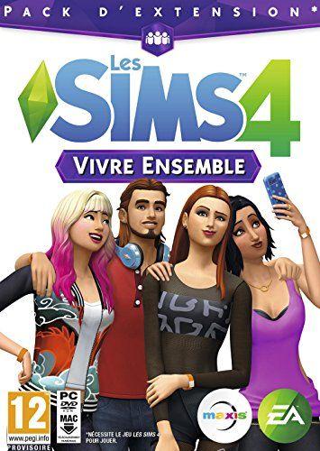 Les Sims 4 : vivre ensemble  - Amazon