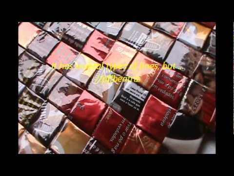 How to Make Candy Wrapper Bags