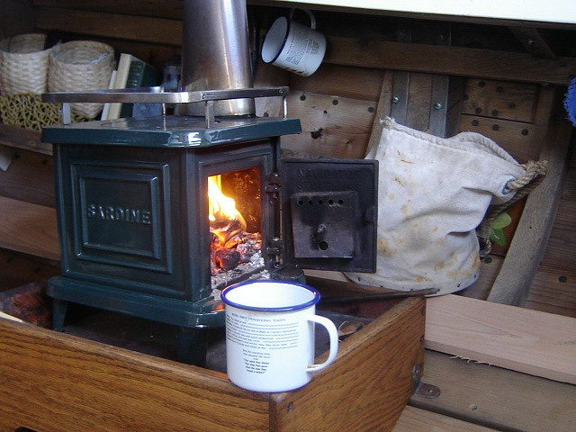 Shipshape Heater - burns wood or coal . Sardine marine stove by Navigator  Stove… - 29 Best Images About Sailboat Living On Pinterest Stove, Sweet