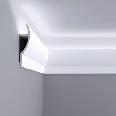 Fancy indirekte Beleuchtung Led Bad Mehr Lichtleiste Orac C Fluxus
