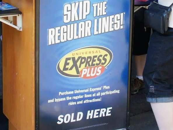 Universal Orlando Express Passes -  compete insider's guide. Totally worth it. Comes with some on sight hotel packages. Too spoiled to wait in regular lines now!