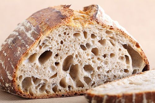 Sourdough San Fransisco Style! 4 days of making & baking with lots of fridge time...