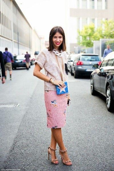 El mejor streetstyle de la semana   Fashionisima.es