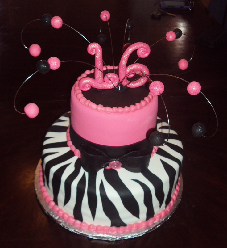 Amazing 16th Birthday Cakes 1000+ images about 16t...