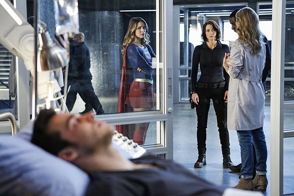 'Supergirl' Fall Finale Recap: An Alien Virus Threatens Mon-El's Life