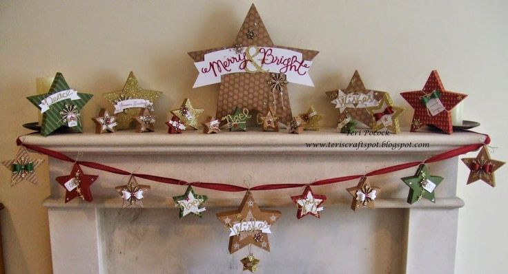 Many Merry Stars Kit