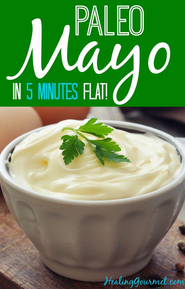 How to Make Healthy Mayonnaise - Healing Gourmet
