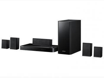 Home Theater Samsung HT-F5505K 1000W RMS - 5.1 Canais Blu-Ray 3D c/ Karaokê Bluetooth e HDMI