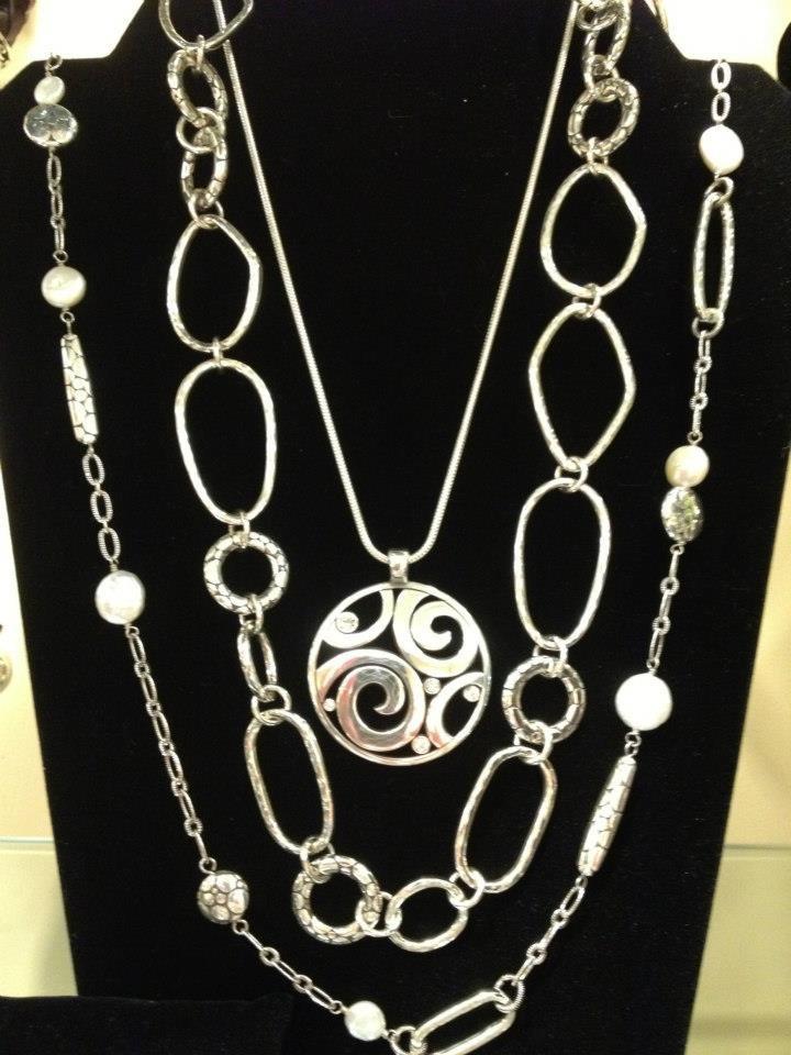 Love layering Brighton Jewelry!!