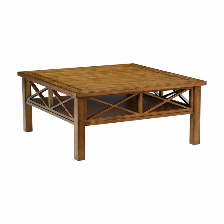 Ethan Allen Tuscan Coffee Table: 20 Best British Colonial Style