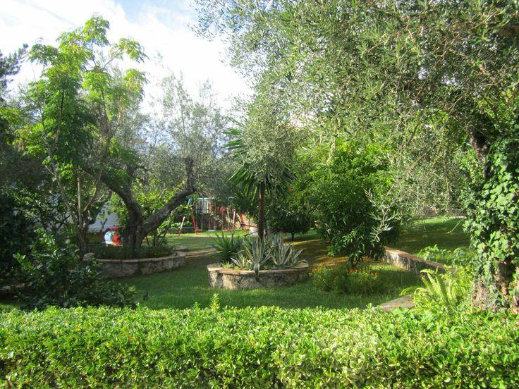 #Garden #MathrakiResort Gouvia #Corfu