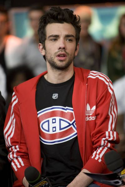 Jay Baruchel -- i'm so in love maybe cause he loves hockey as much as I do?