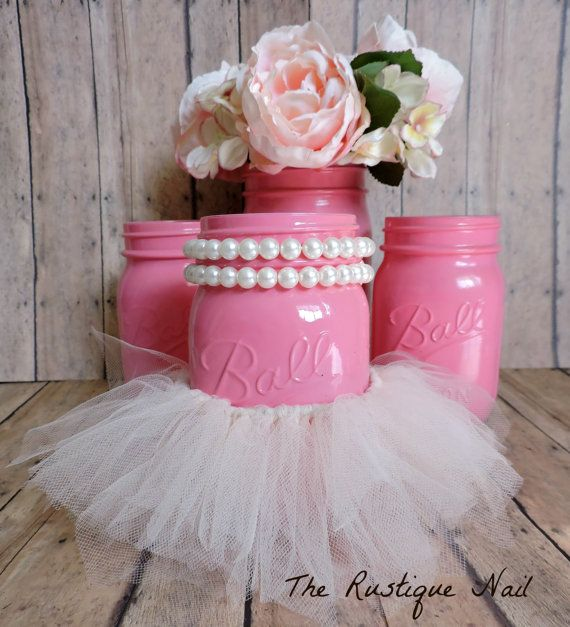Nursery Ballerina Baby Showers Tutu Ballet Shower