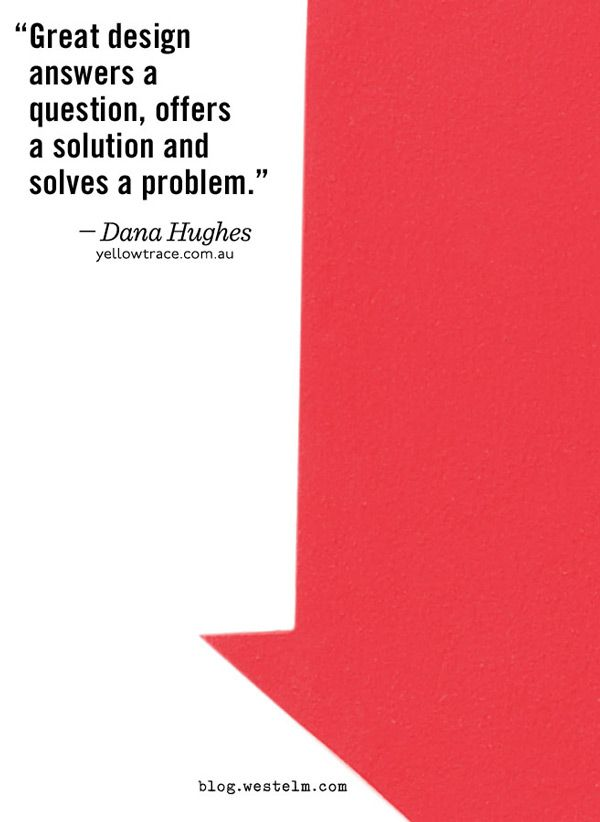 Great Design — Dana Hughes of YellowTrace