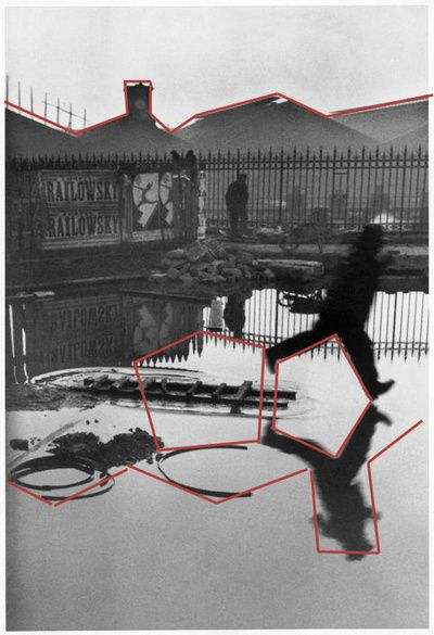 Композиция в фотографии — учимся у мастеров. Анри Картье-Брессон.