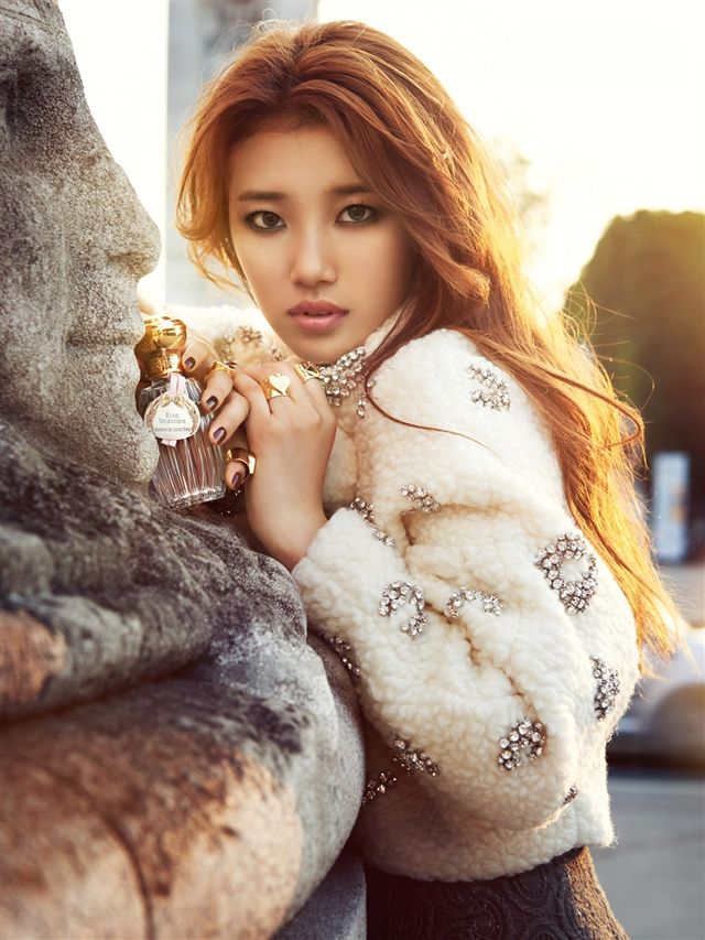 More of Jaw-droppingly Beautiful Suzy In Harper's Bazaar Korea's August 2013 Issue : Couch Kimchi