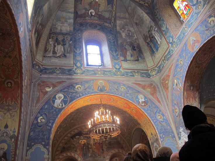 Chiesa russa di firenze, int 07 - Category:Russian Orthodox church in Florence - Wikimedia Commons