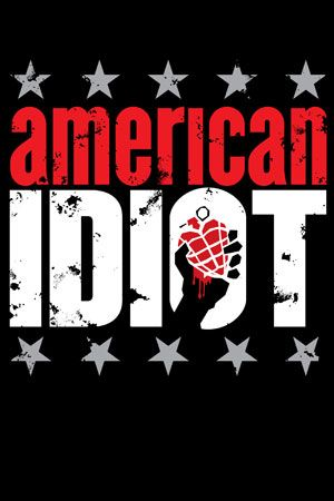 American Idiot Broadway Poster