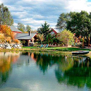 Eden Vale Inn in California's Gold Country
