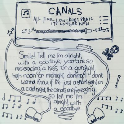 Canals. All Time Low.