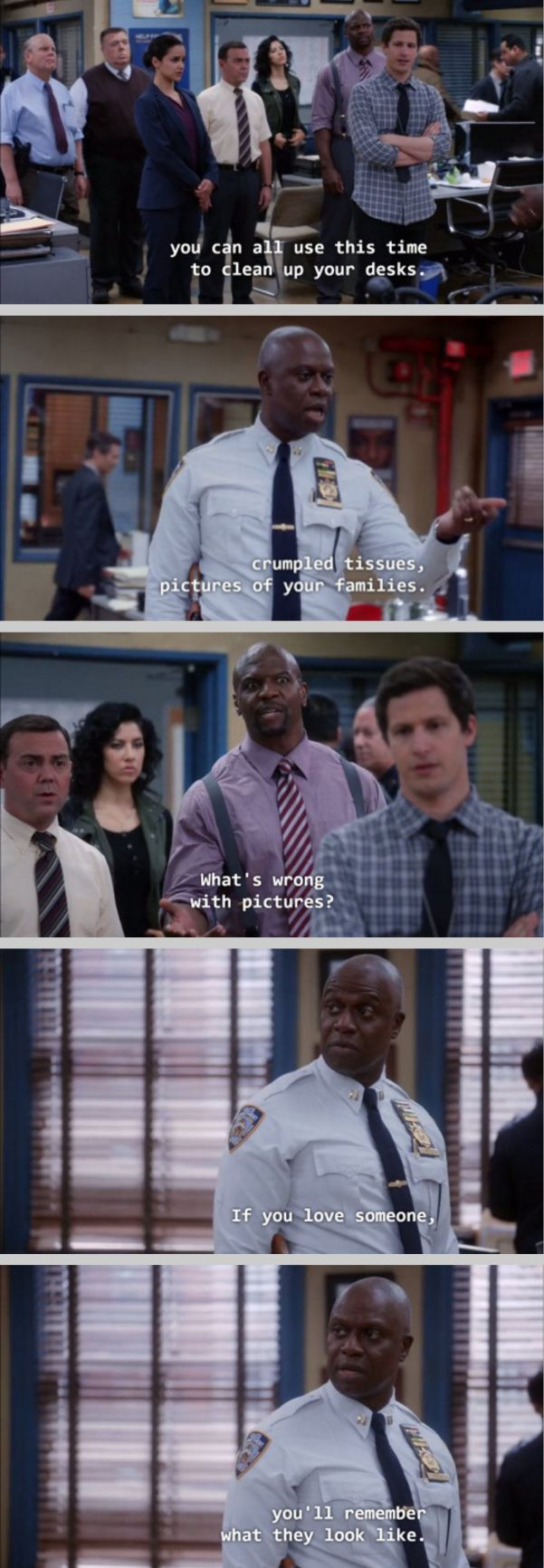 """Literally Just 21 Fucking Funny Things From """"Brooklyn Nine-Nine"""""""