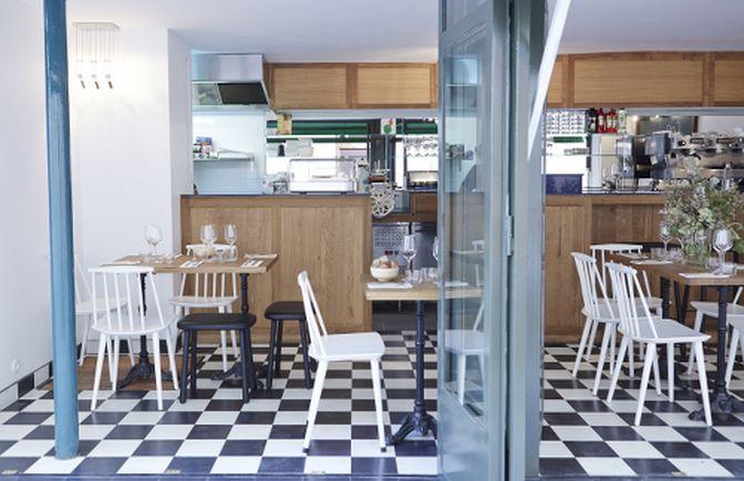 Capucine, Paris / Nicolas Javel - Guide Fooding®