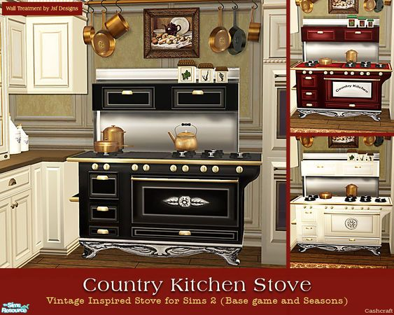 cashcraft's Country Kitchen Stoves