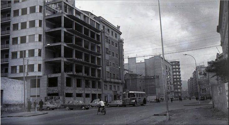 Resultado de imagen de años 1970 la gran via de murcia
