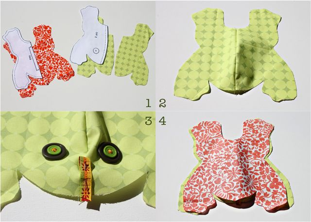 Stuffed Frog Prince Tutorial And Pattern Bean Bag Sewing