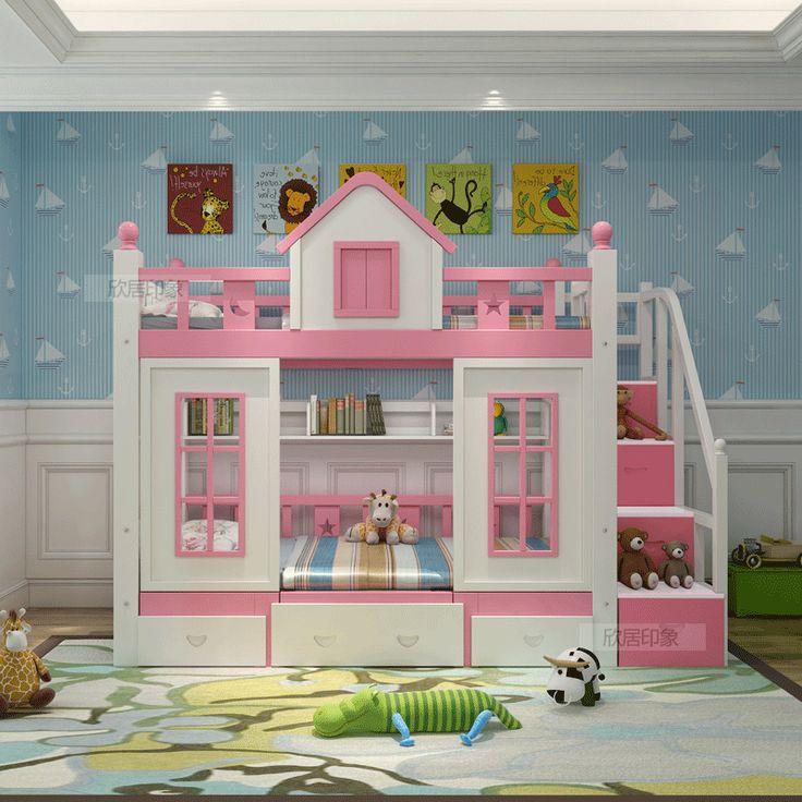 les 25 meilleures id es concernant lit bois massif sur pinterest lits noirs t te de lit grise. Black Bedroom Furniture Sets. Home Design Ideas