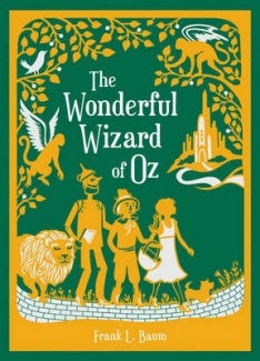 The Wonderful Wizard of Oz (Barnes & Noble Leatherbound Classics)